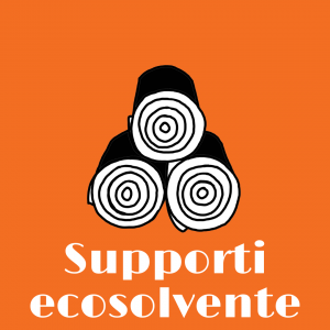 Supporti ecosolvente