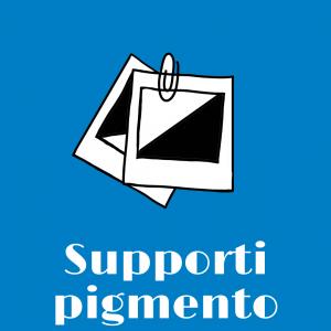 Supporti pigmento