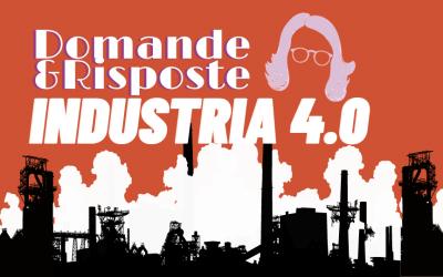 Industria 4.0, ecco perchè conviene investire con noi